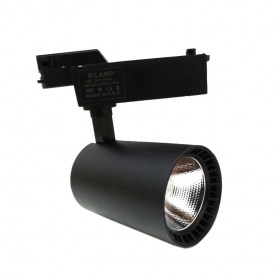 Faretto LED a binario 30w monofase illuminazione a binario led FB-12